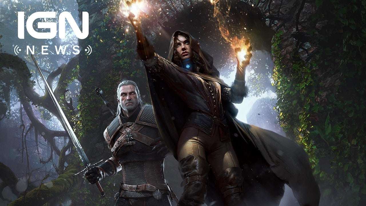 The Witcher 3 Videos Movies Amp Trailers PC IGN