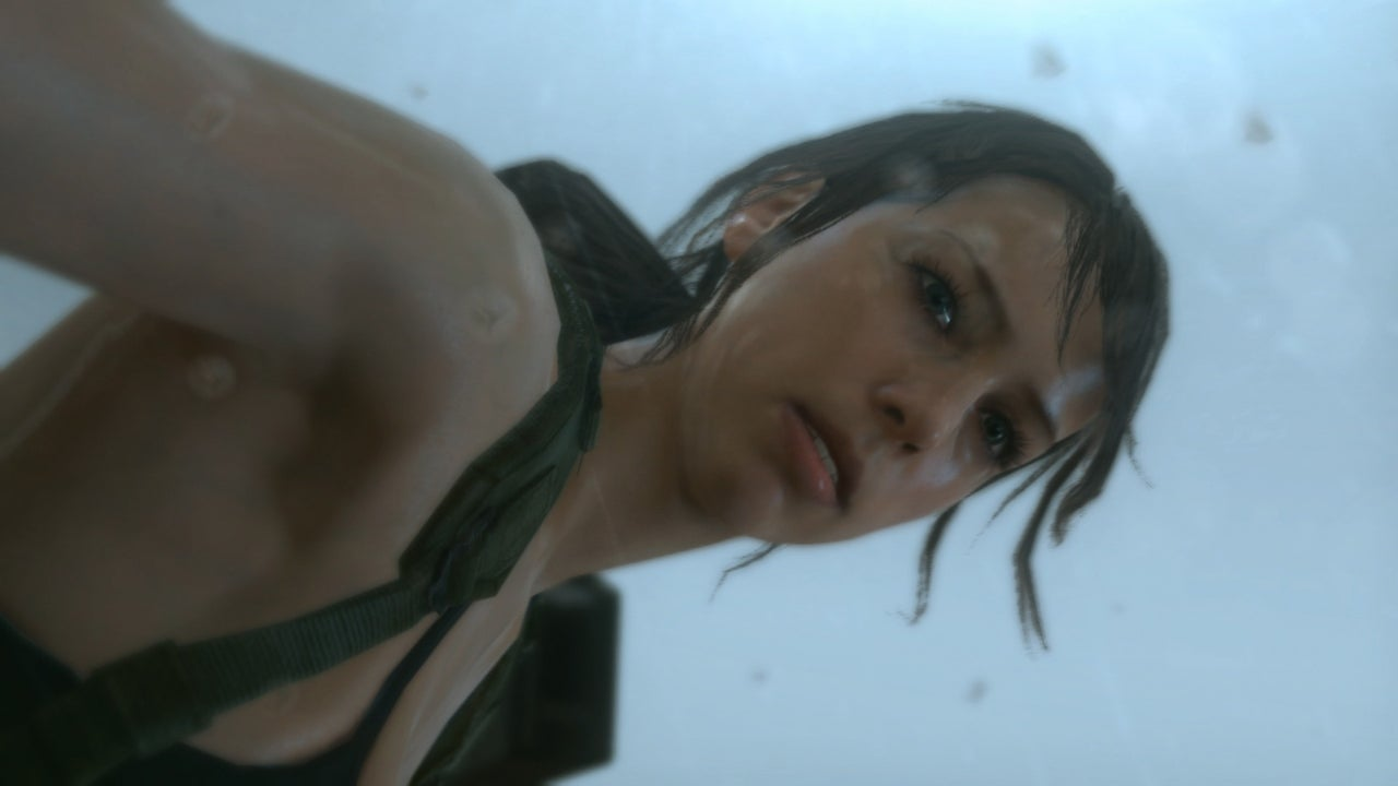 Metal Gear Solid V The Phantom Pain Metal Gear Solid 5