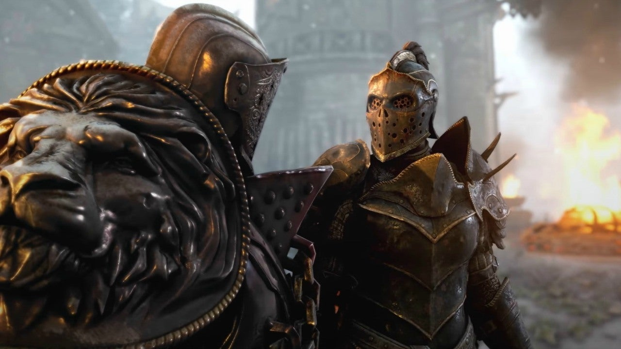 For Honor Trailer The Warlord Apollyon Story Campaign