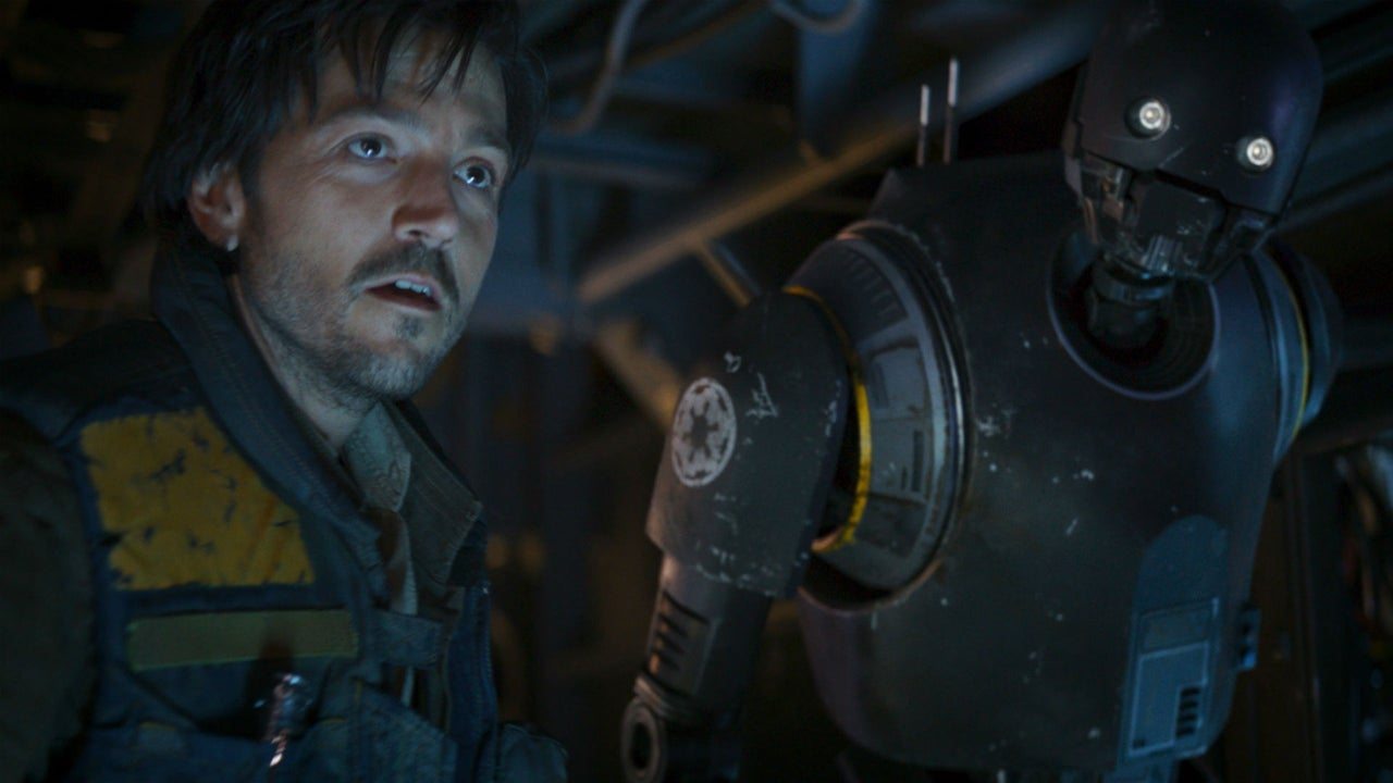 Image result for rogue one cassian