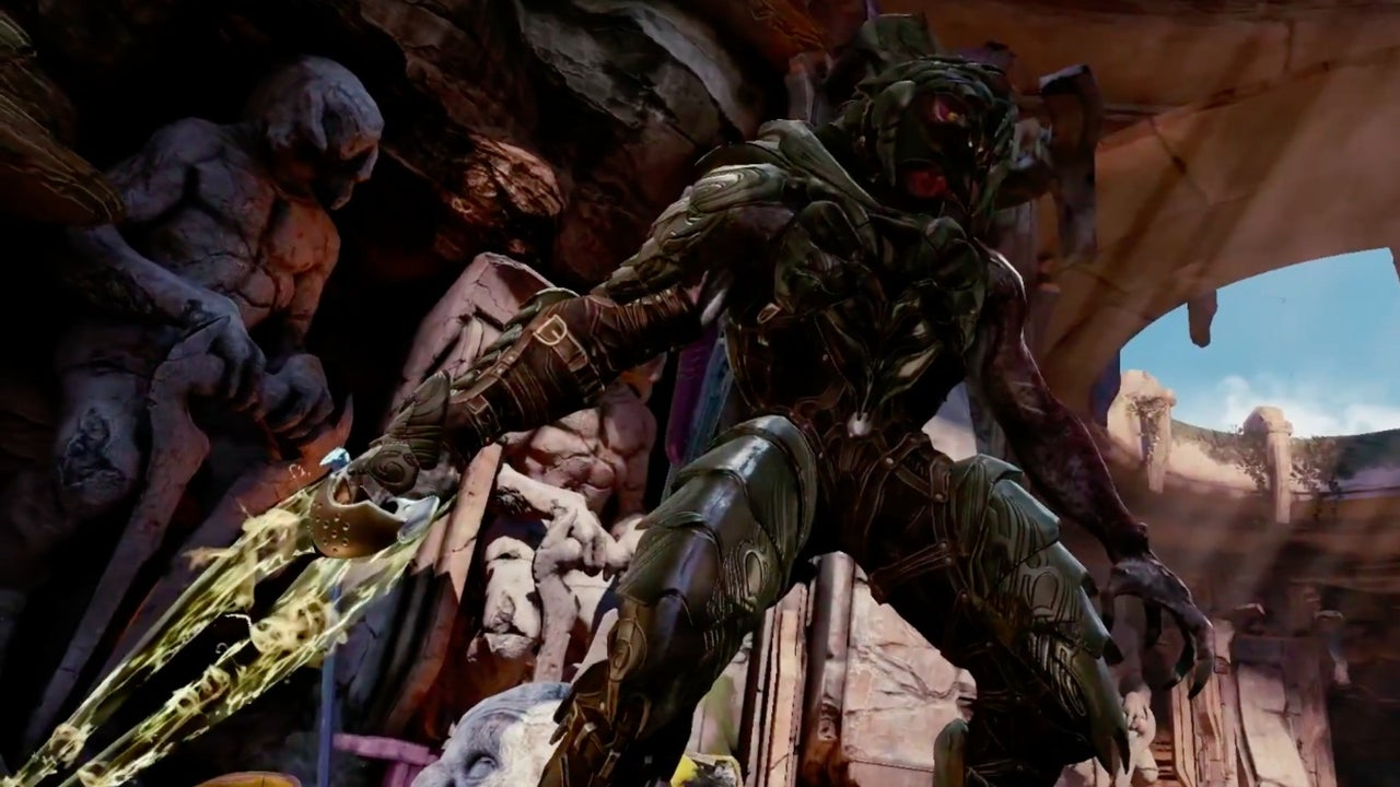 Killer Instinct Official Arbiter Trailer IGN Video