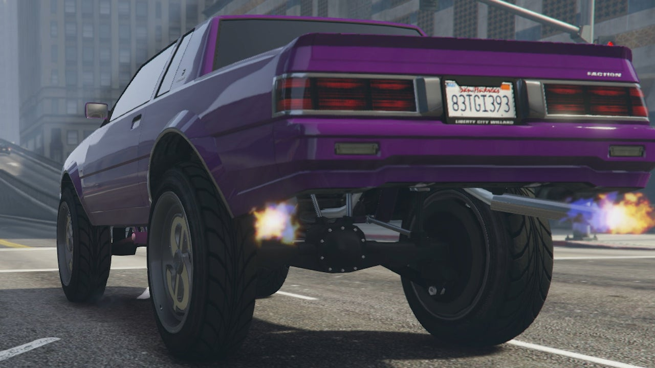 GTA 5 Building Our First Custom Donk IGN Video