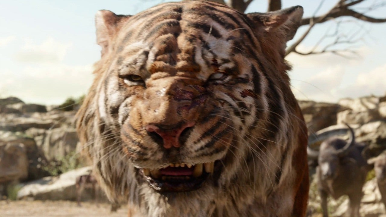 The Jungle Book Introduction To Shere Khan Clip IGN