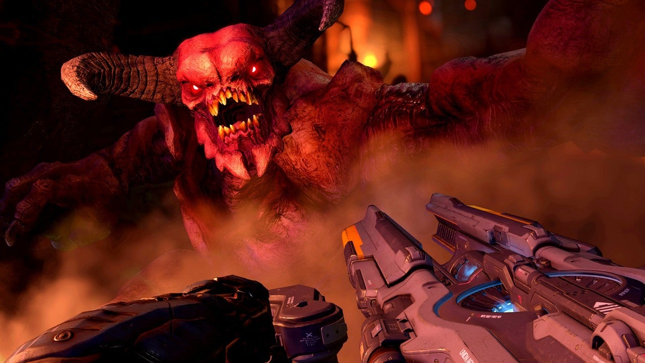 Doom A Sneak Peek At The FINAL Level IGN Video