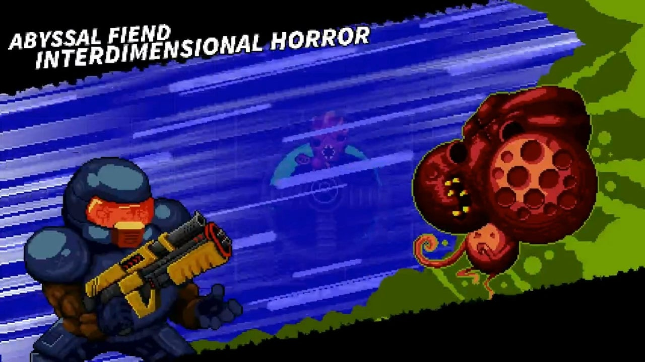 Enter The Gungeon The Past Of The Marine IGN Video