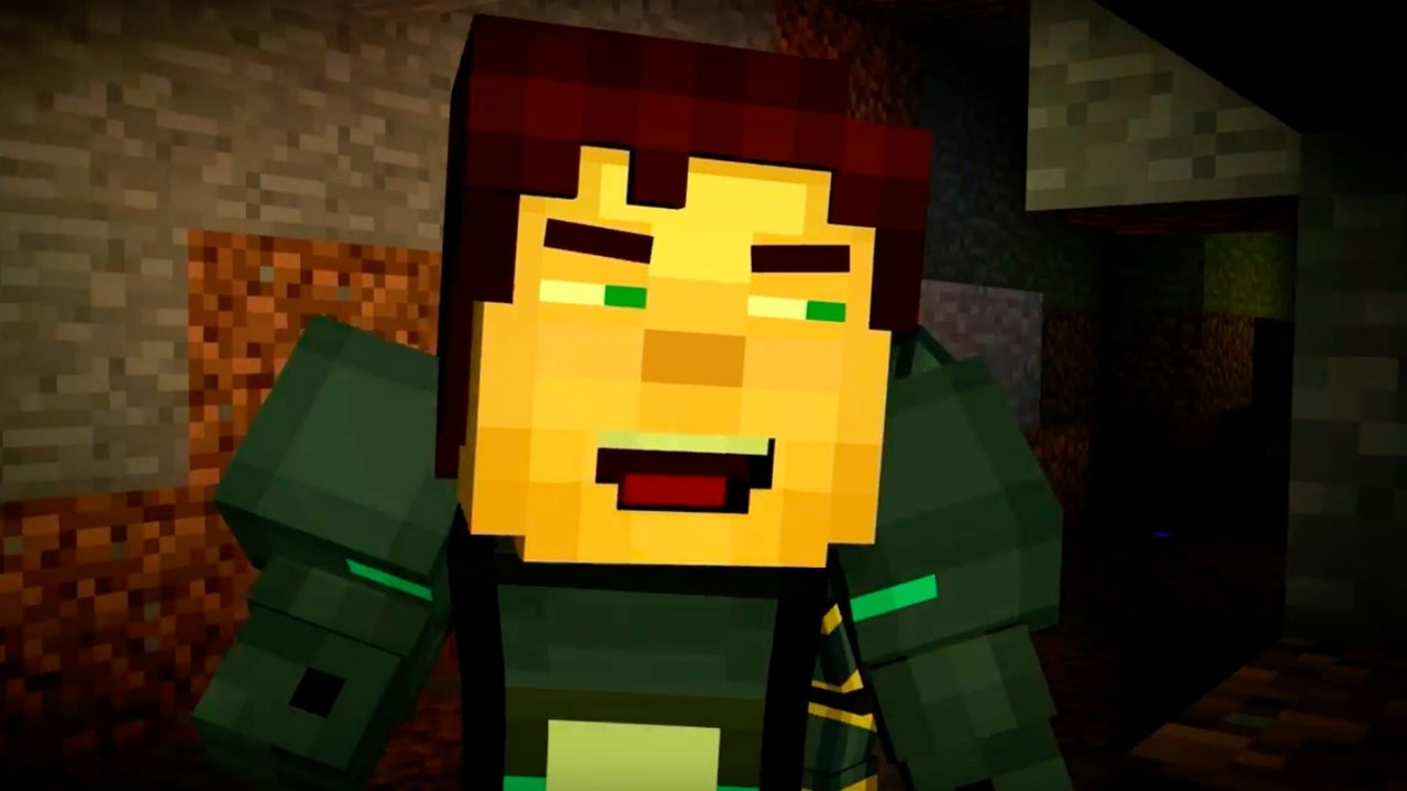 Minecraft Story Mode Official Episode 6 A Portal To