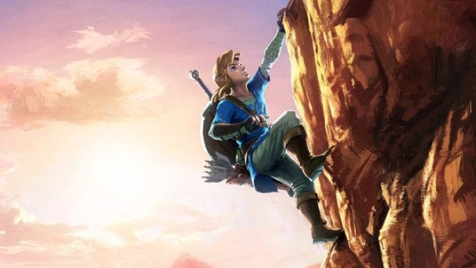 Image result for Breath of the Wild one time thing
