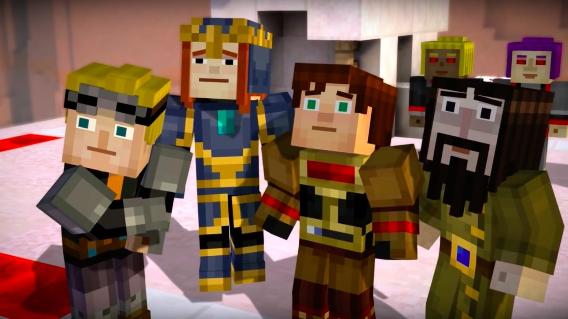 Minecraft Story Mode Episode 7 Videos Movies