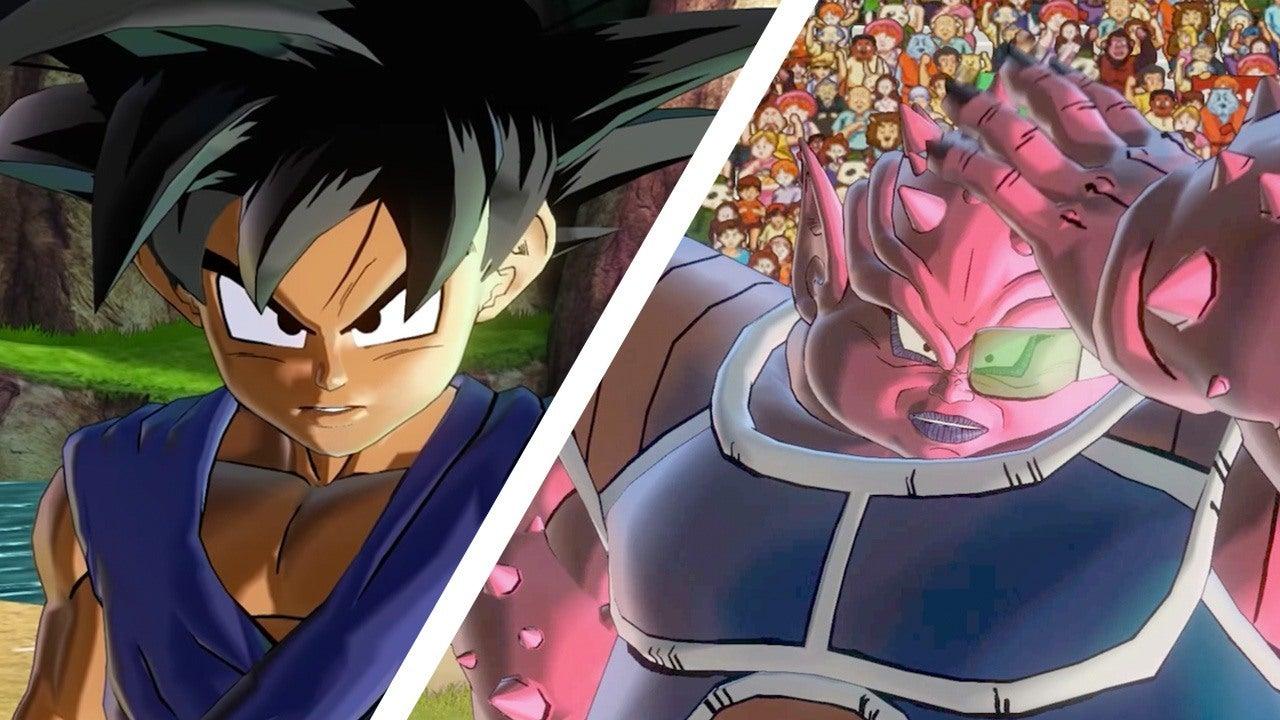 Dragon Ball Xenoverse 2 Dodoria Vs Goku Gt Full Match