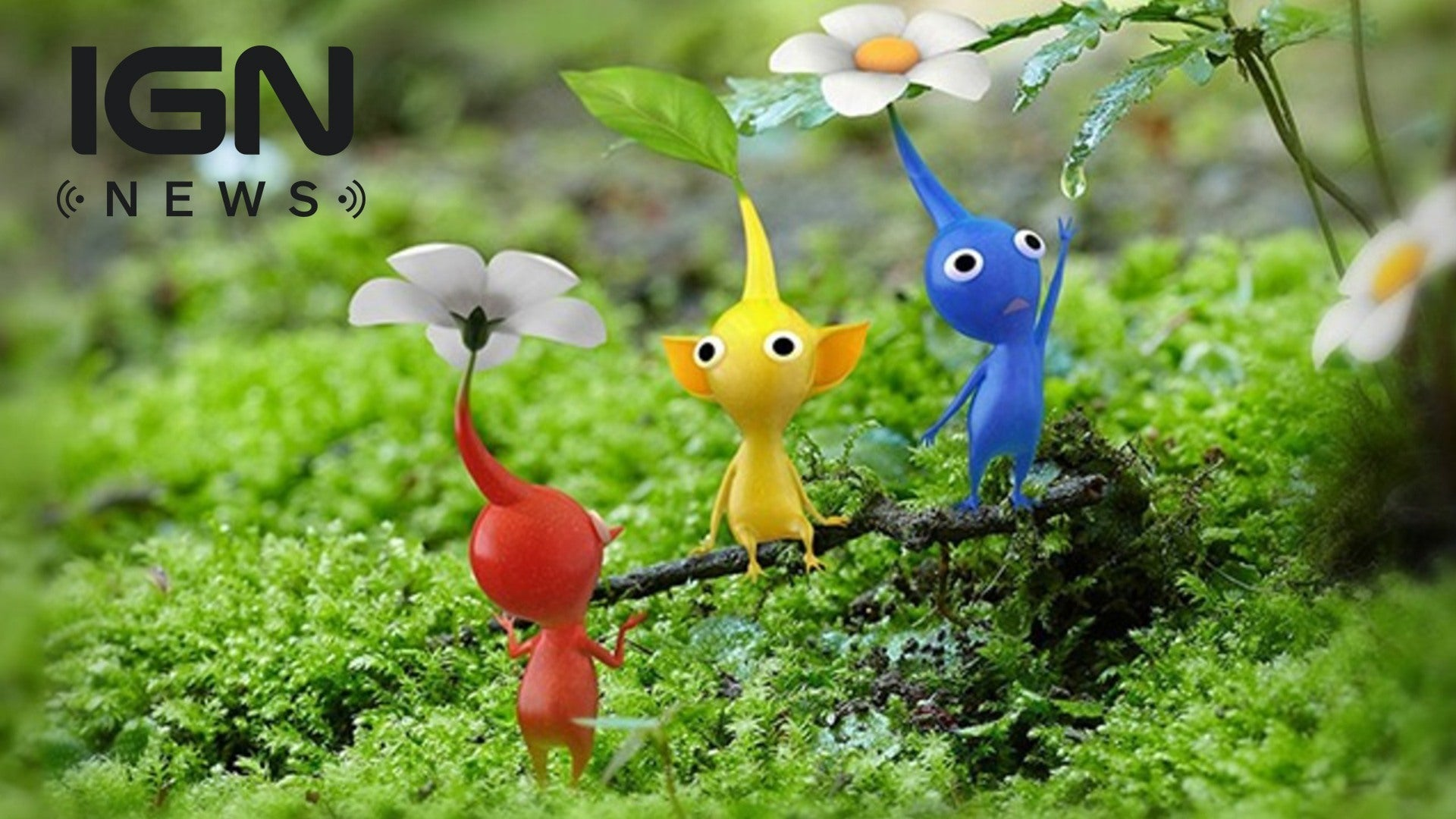 Pikmin 4 Videos Movies Amp Trailers TBA IGN