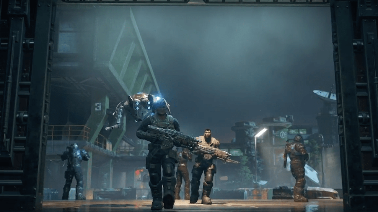 Gears Of War 4 Prologue Preview IGN Video