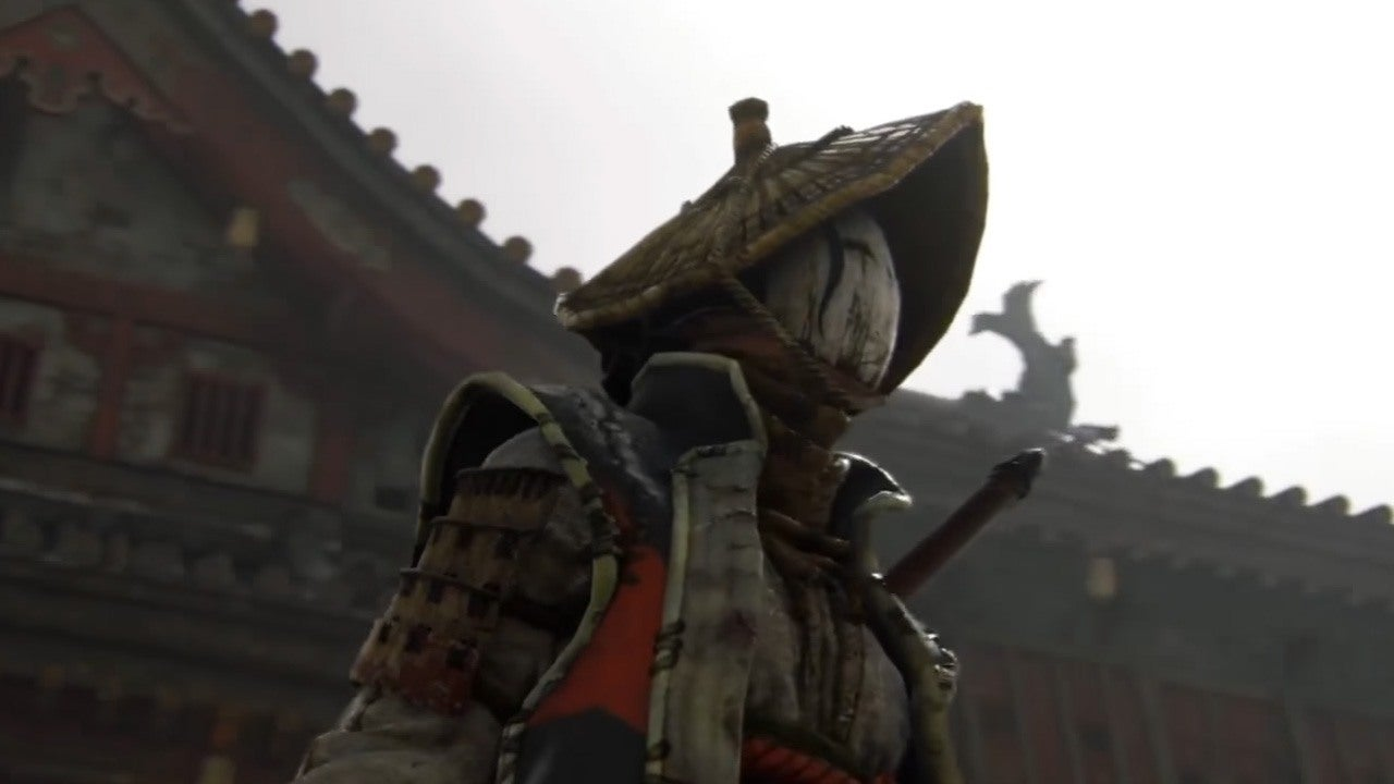 For Honor 5 Minutes Of New Nobushi Hero Gameplay IGN Video