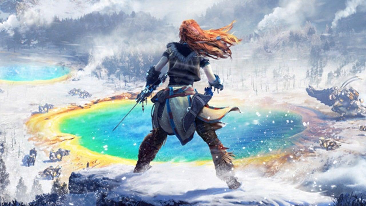 The First 15 Minutes Of Horizon Zero Dawn The Frozen
