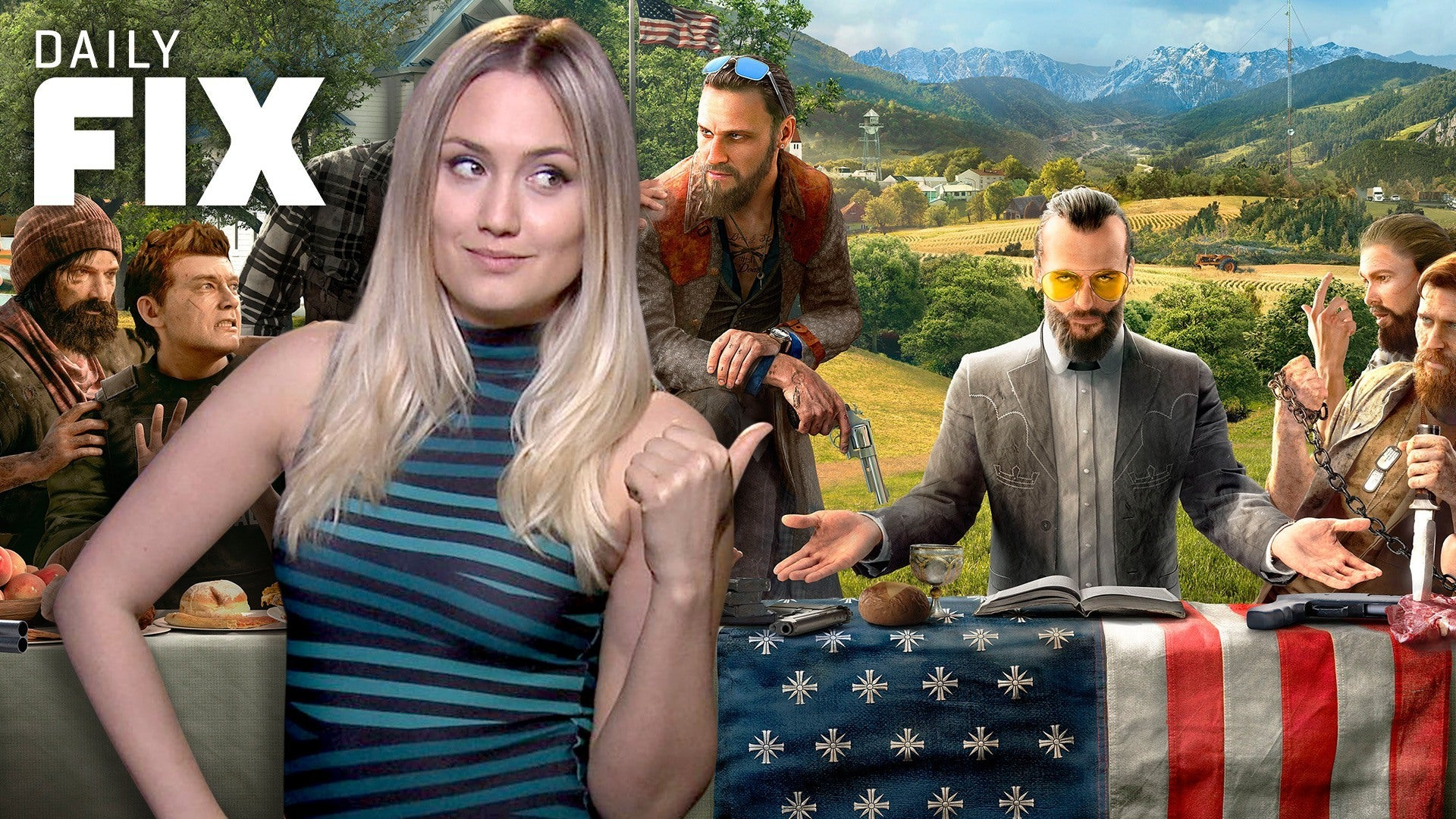 Far Cry 4 Videos Movies Amp Trailers Xbox One IGN