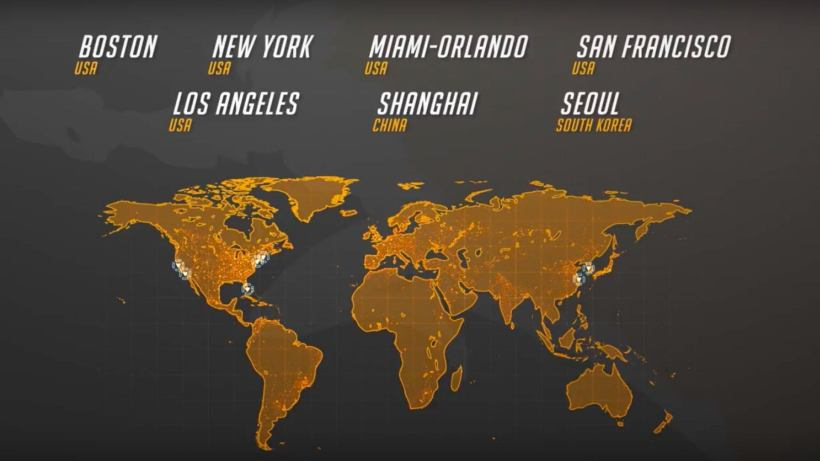 Image result for overwatch league teams