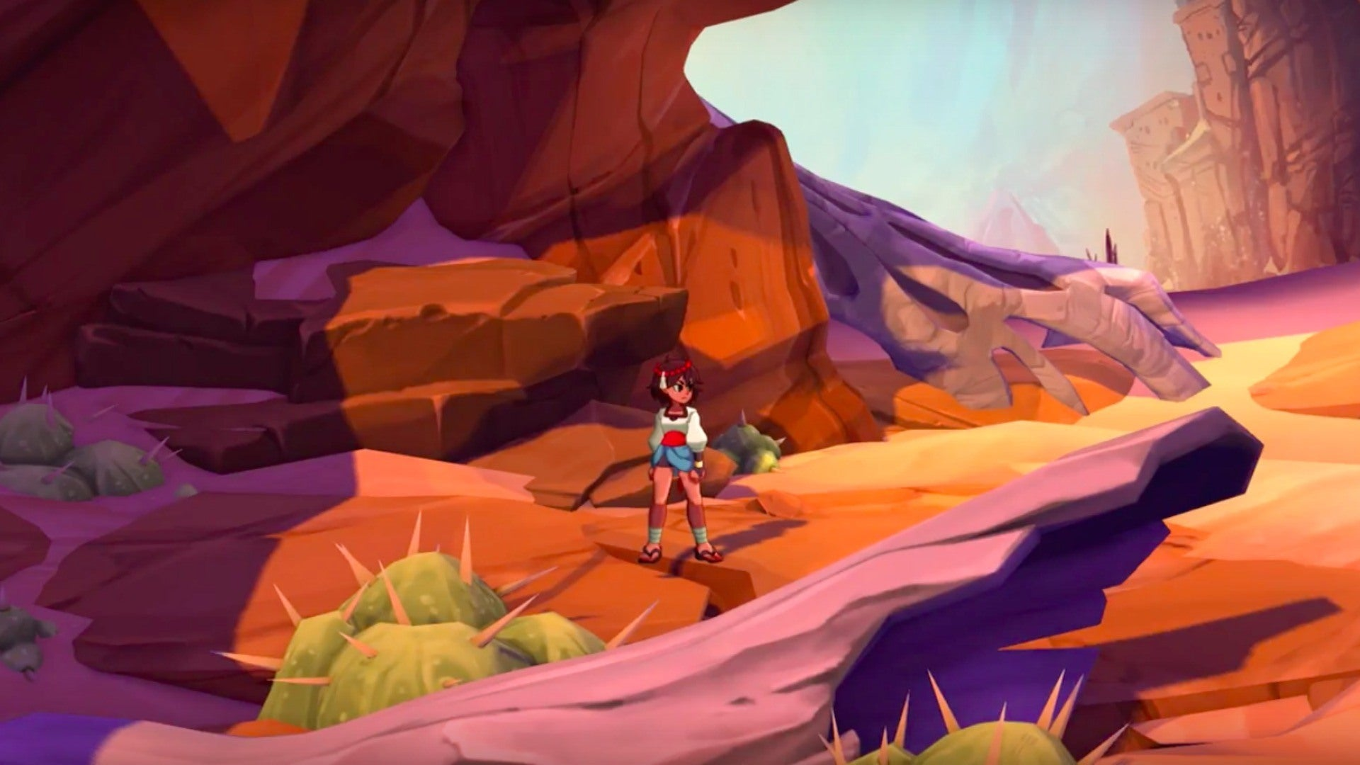 Indivisible Videos Movies Amp Trailers PC IGN