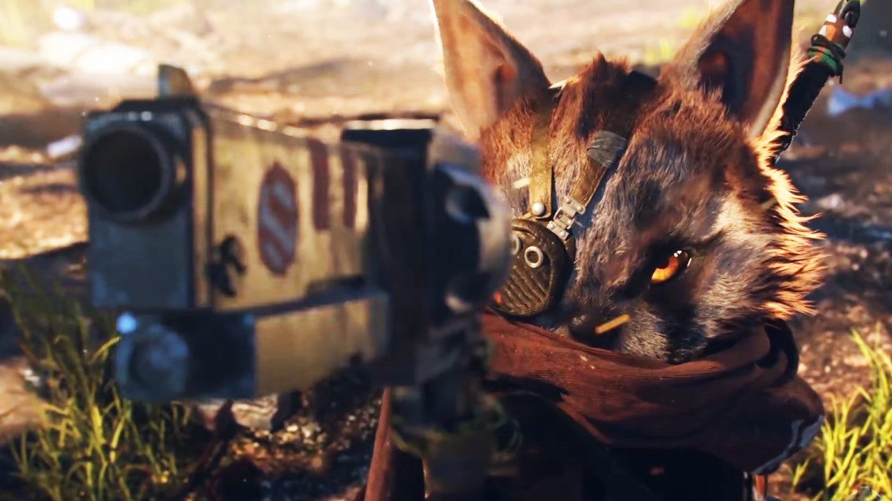11 Minutes Of BioMutant Gameplay IGN Video