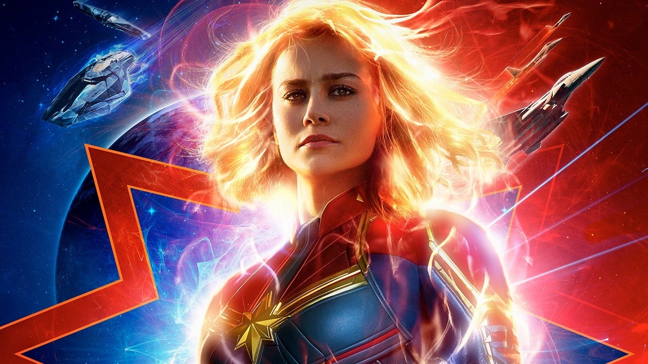 Captain Marvel Captain Marvel Trailer 2 IGN Video