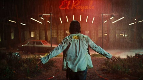 Image result for Bad Times at the El Royale 2018