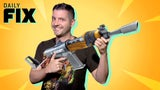 review Fortnite Leaks Damage Contemporary Legendary Weapon - IGN Day-to-day Repair