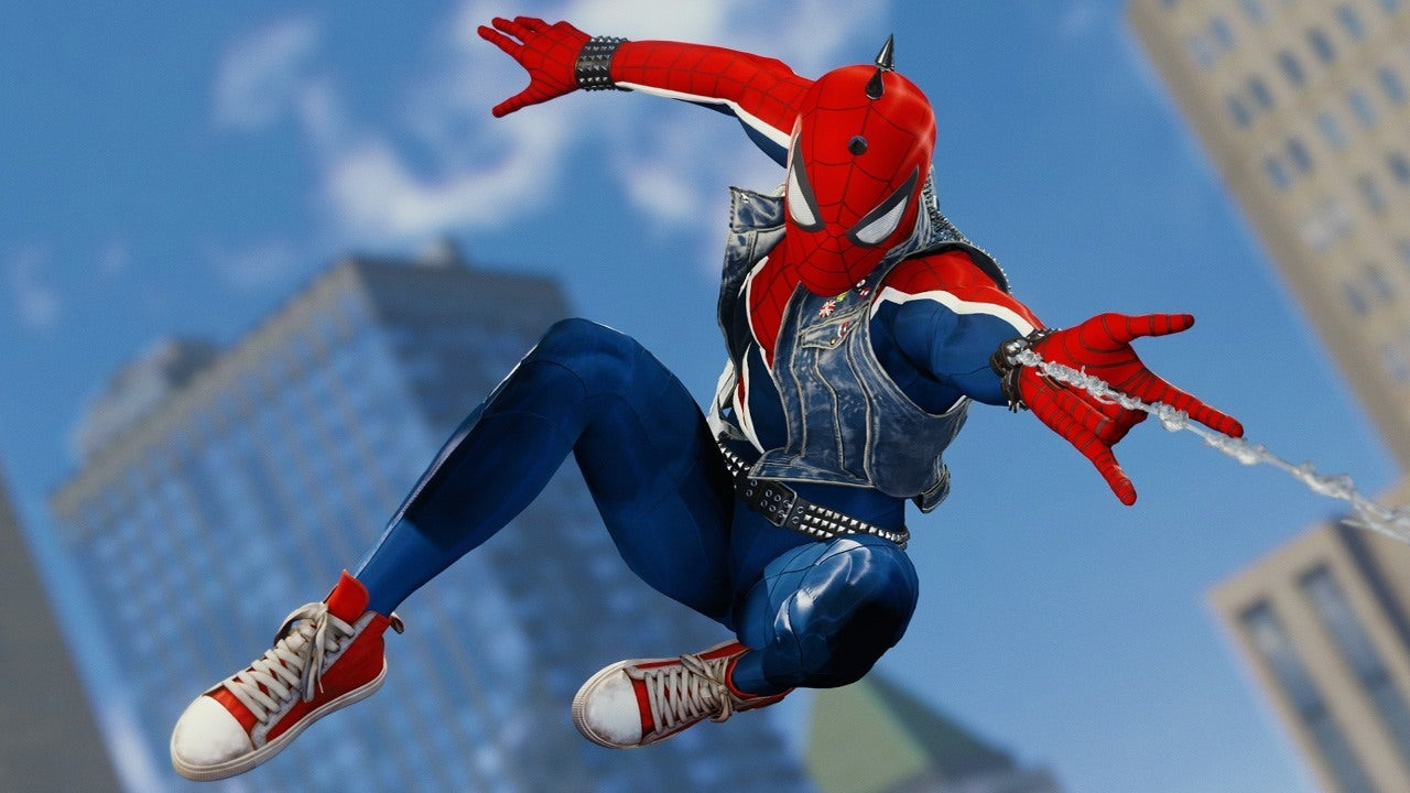 Spider Man PS4 The Best Suit Mods And Powers IGN Video