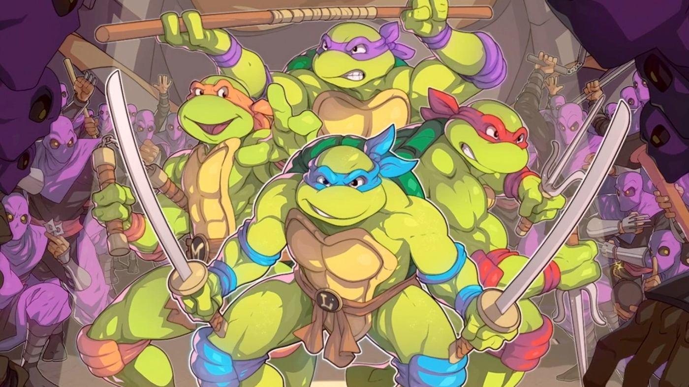 Teenage Mutant Ninja Turtles: Shredder's Revenge - Official Reveal Trailer  - IGN