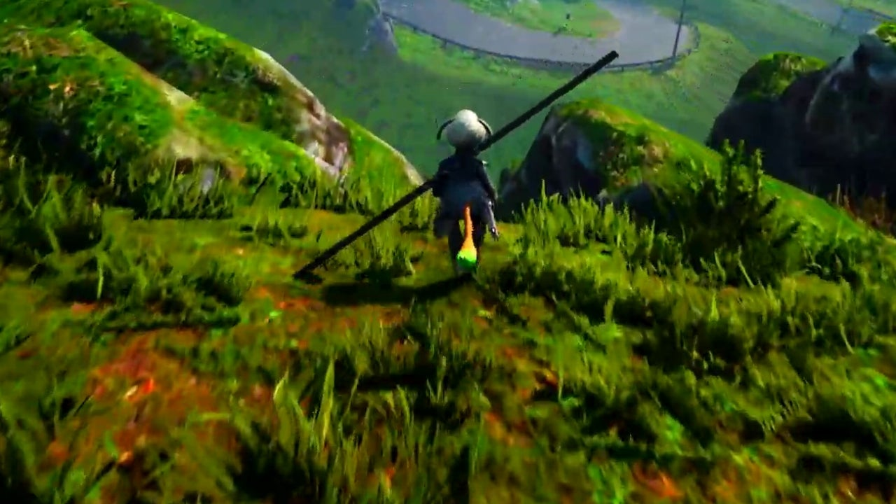Biomutant - PlayStation 4 Pro and Xbox One X Gameplay Footage