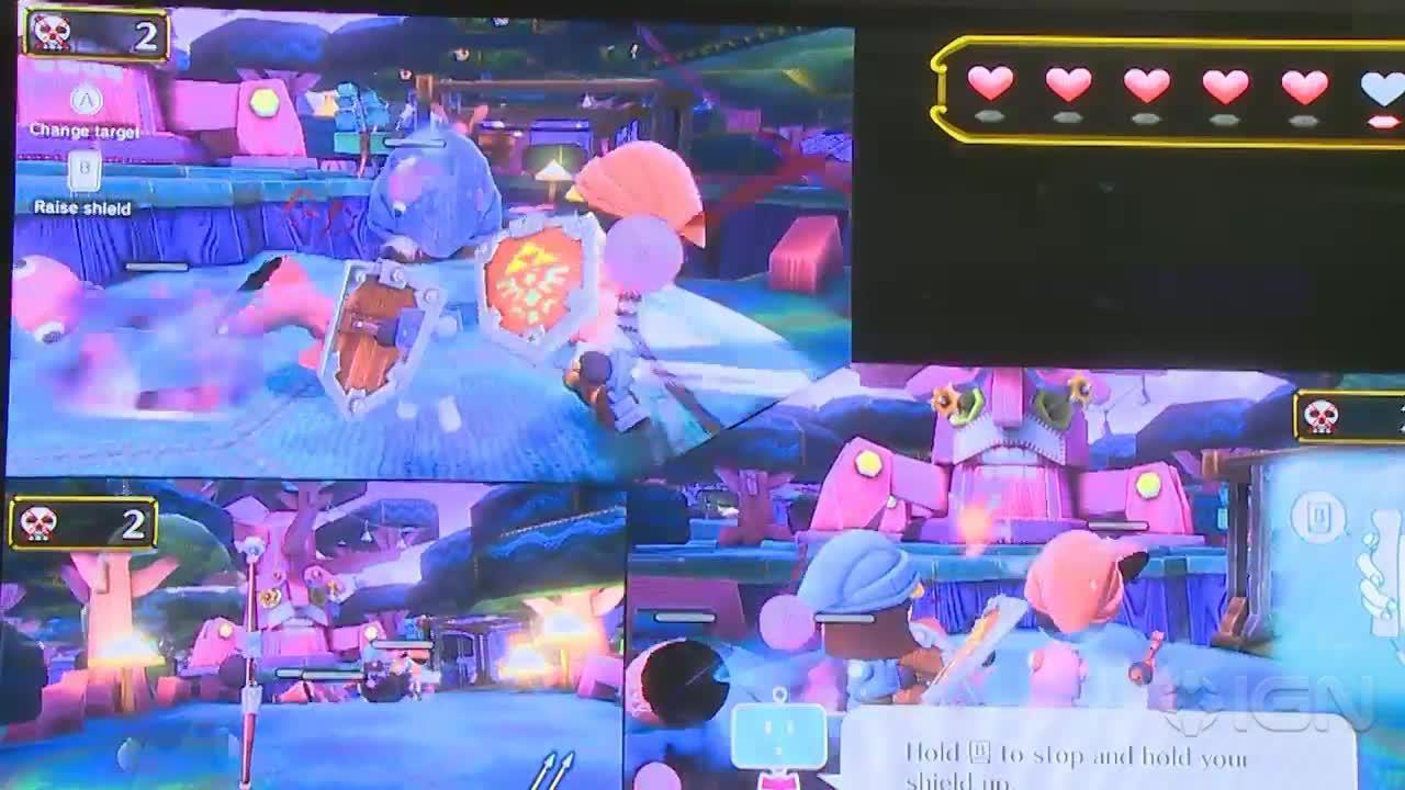 Nintendo Land Pikmin Bulborb