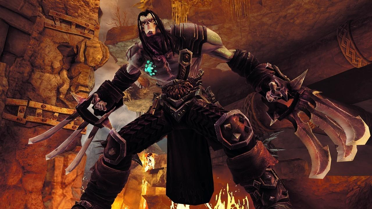 Darksiders II World Tour Part One The Kingdom Of The