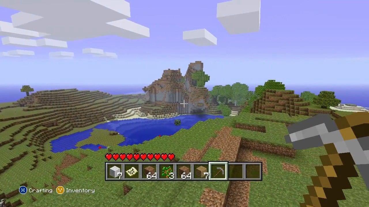 News Minecraft Update For Xbox 360 IGN Video