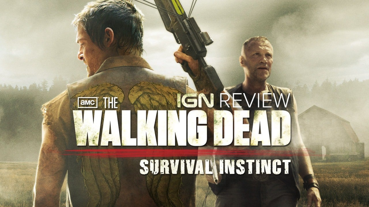 The Walking Dead Survival Instinct Video Review IGN Video