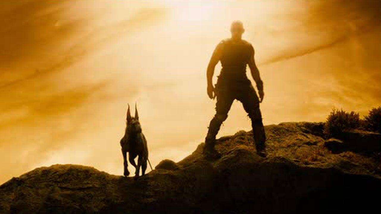 Riddick UK Greenband Trailer IGN Video