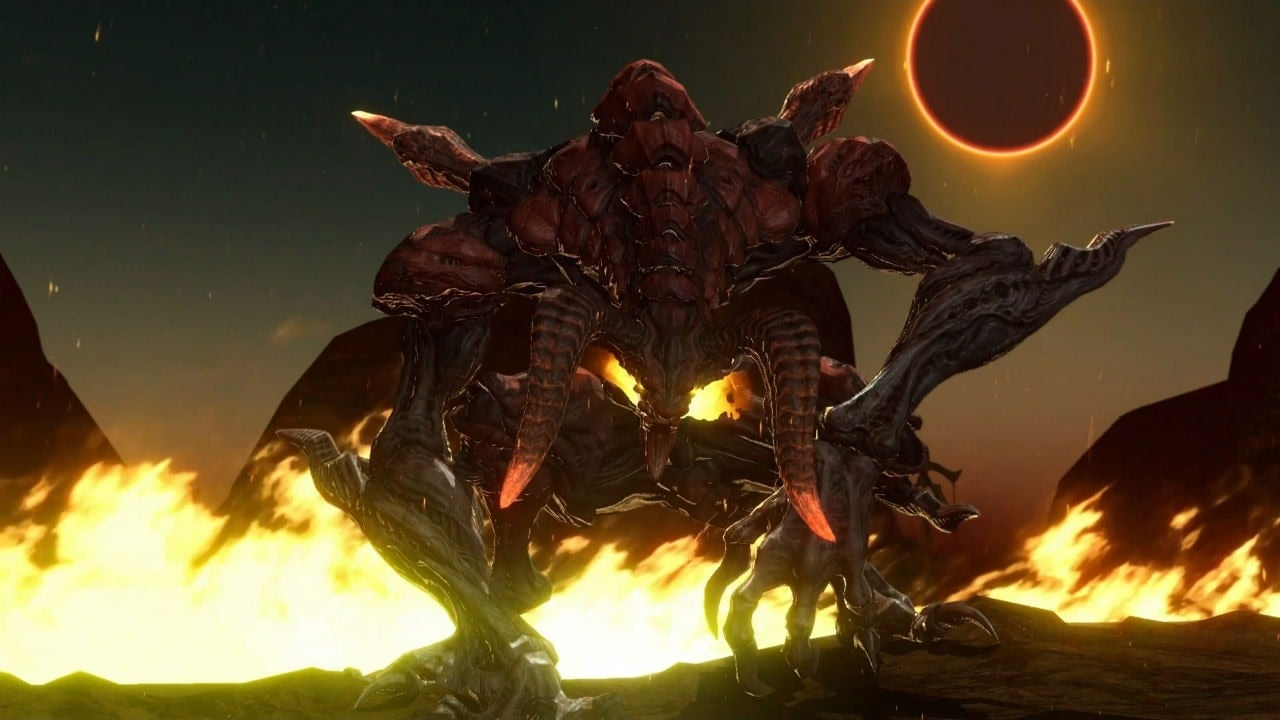 Final Fantasy XIV Online A Realm Reborn Primal Ifrit