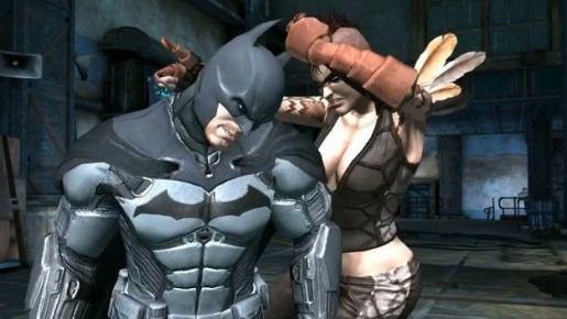 É Batman nós também ficamos tristes com a ausência de Batman Arkham Origins...
