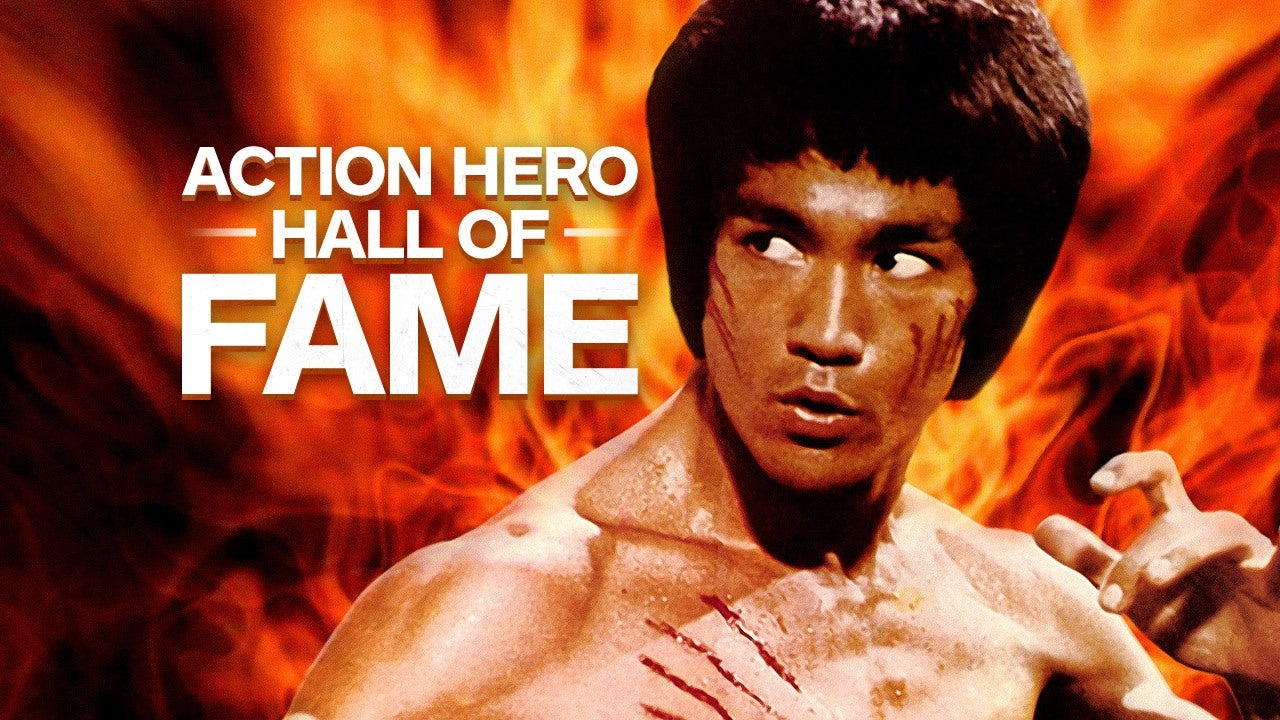 Bruce Lee Action Hero Hall Of Fame Highlight Reel IGN Video