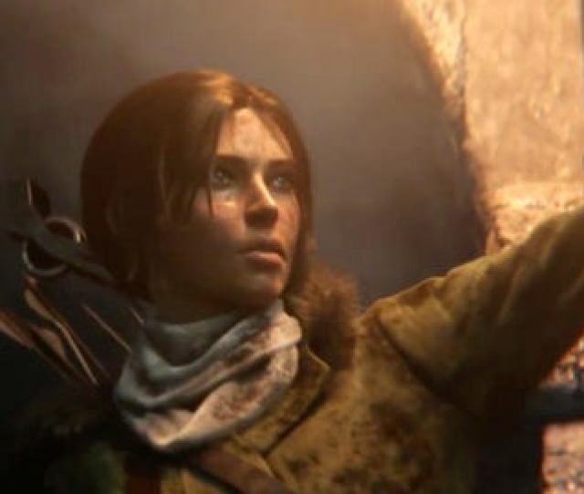 Rise Of The Tomb Raider Xbox Gamescom Trailer