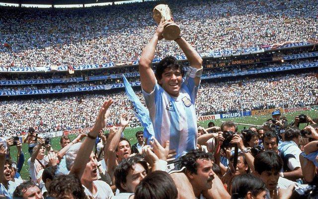 Maradona '86 – Soul of Braun