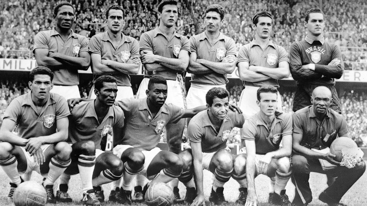 Image result for 1958 world cup final