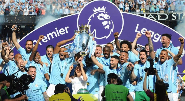 Image result for Manchester City Premier League