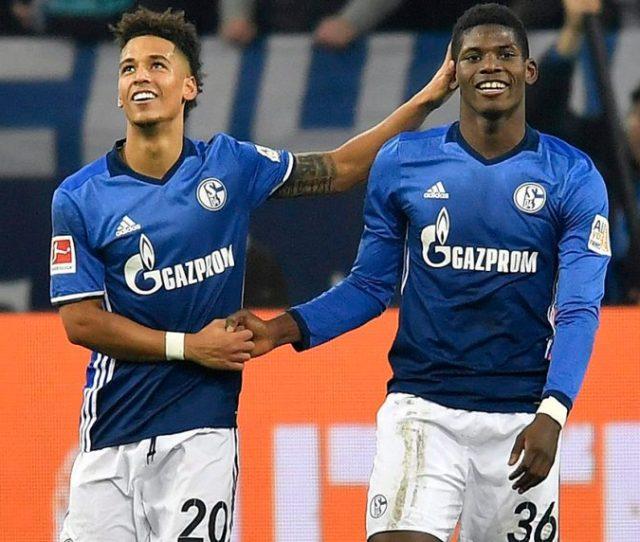 Psg Signs German Defender Thilo Kehrer From Schalke