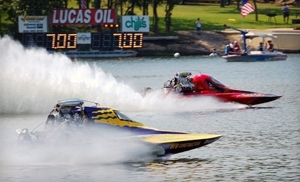 $20 for a Weekend Pass to Marble Falls Lakefest August 12–14 (Up to $40 Value)
