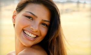 $79 for a Dental-Exam Package from King Hardy, D.D.S. | Kirk Webster, D.D.S., in Humble (Up to $573 Value)