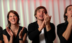 $10 for Two Tickets to Improv-Comedy Show at ComedySportz Houston ($20 Value)