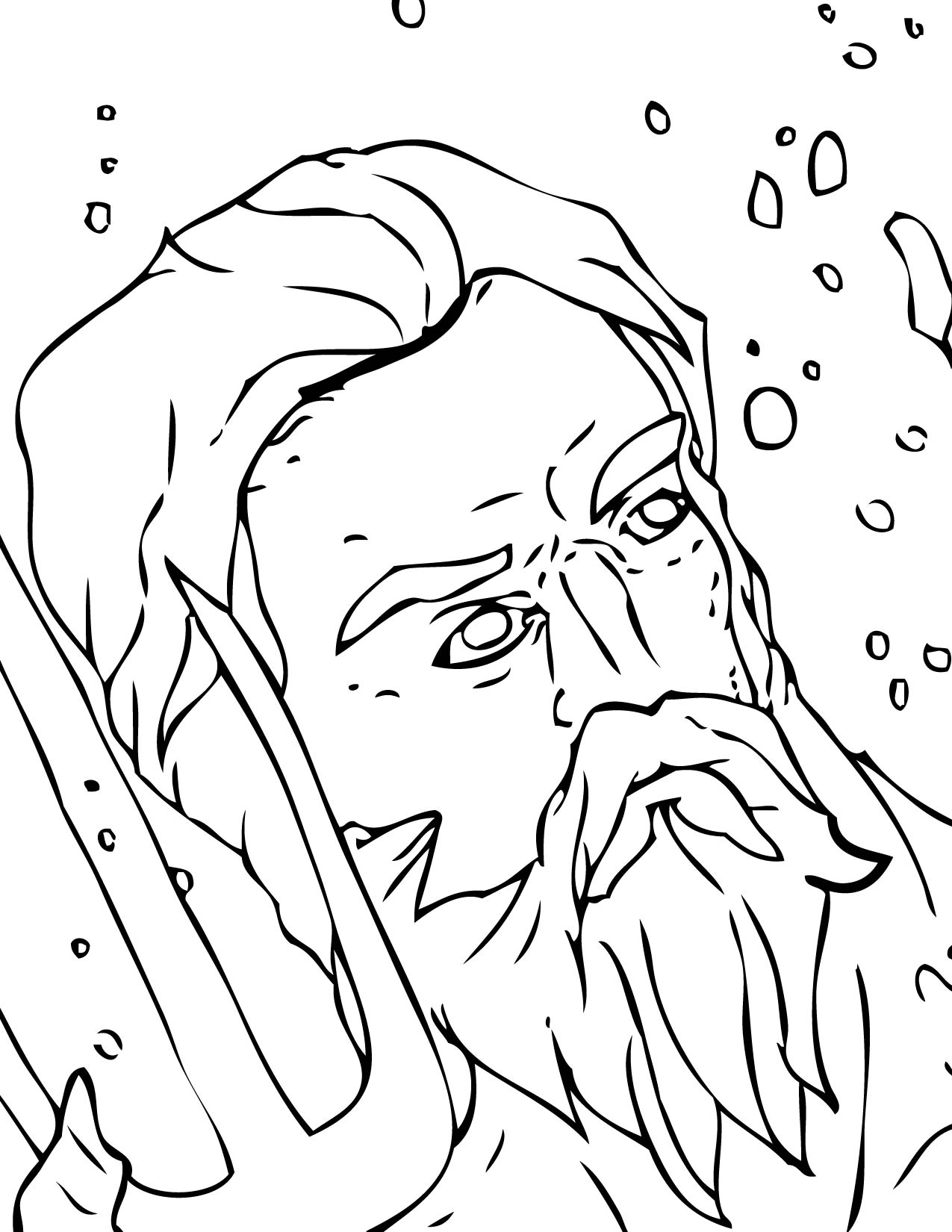 worksheet Greek Gods Worksheet greek gods coloring pages zeus god of war ancient handipoints