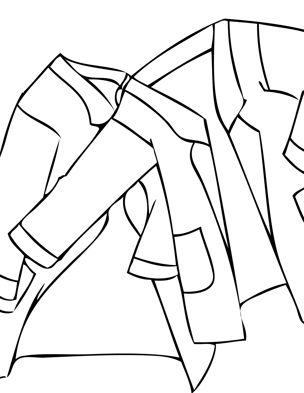 Lab Coat Coloring Page Coloring Pages
