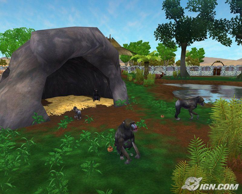 Zoo Tycoon 2 African Adventure Animals Youtube - EpicGaming