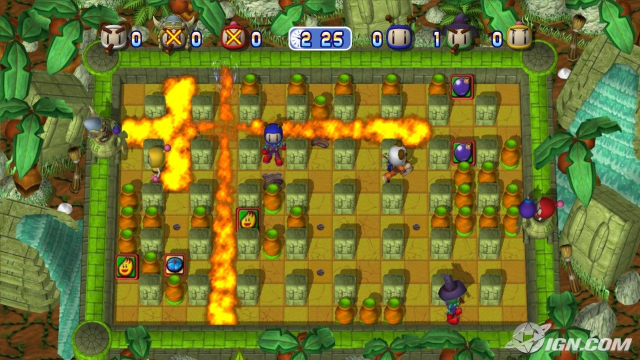 Bomberman Ultra Screenshots Pictures Wallpapers PlayStation 3 IGN