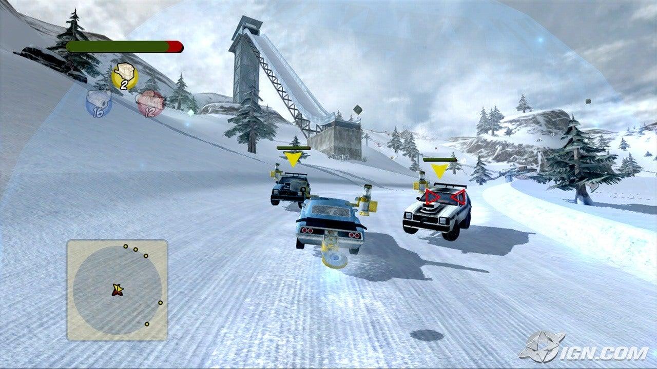 Vigilante 8 Arcade Screenshots Pictures Wallpapers