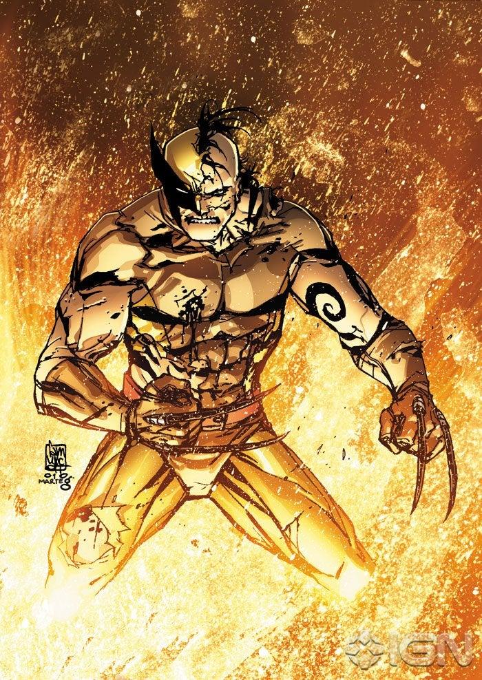 Daken Dark Wolverine Pictures Images IGN