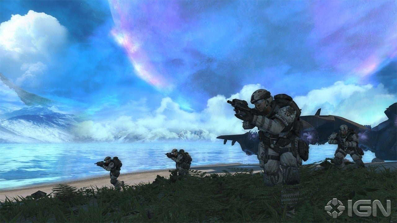 Halo Screenshots Pictures Wallpapers Xbox 360 IGN